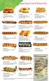 kawa sushi menu